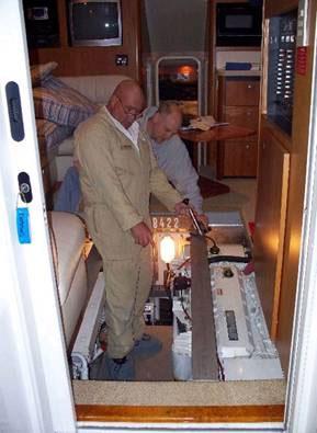 Master Marine Surveyor Yacht Surveyors Boat Surveyors -- Rob